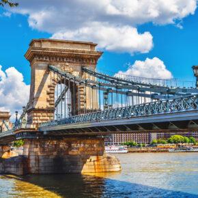 Städtetrip & Wellness: 3 Tage Budapest inkl. Unterkunft, Flug & Thermalbad-Eintritt nur 63€