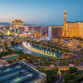 Vegas Baby: 8 Tage im guten 4* New York, New York mit Flug nur 710€