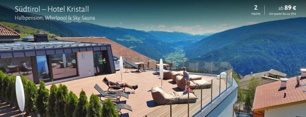 Wellness im Südtirol