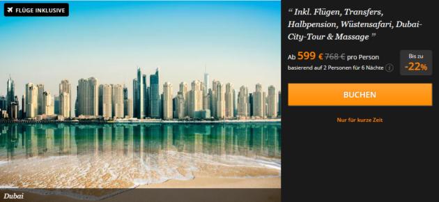 7 Tage Dubai