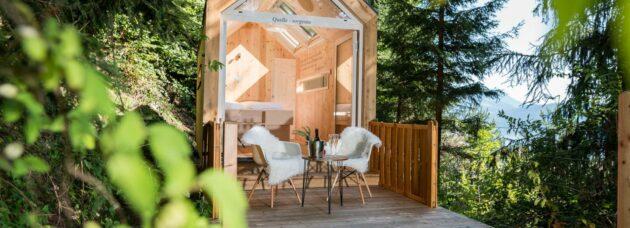 Biwak Hütte