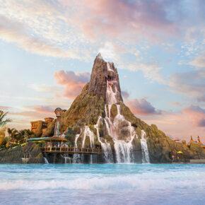 Volcano Bay im Universal Orlando Resort™: Inselfeeling mitten in Florida