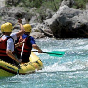 Wochenende: Rafting Tour auf der Isar mit Ausrüstung nur 27€