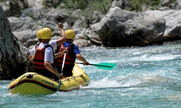 Action Funtours River Riding