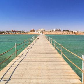 Neueröffnung Hurghada: 7 Tage im 5* Hotel mit Aquapark, All Inclusive, Flug & Transfer nur 320€