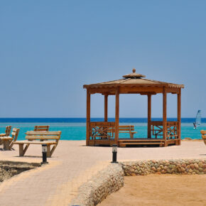 Single: 7 Tage Ägypten im 5* AWARD Resort mit All Inclusive, Flug & Transfer nur 361€
