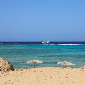 Luxus in Ägypten: 7 Tage im TOP 5* All Inclusive Hotel mit Flug, Transfer & Zug nur 339€