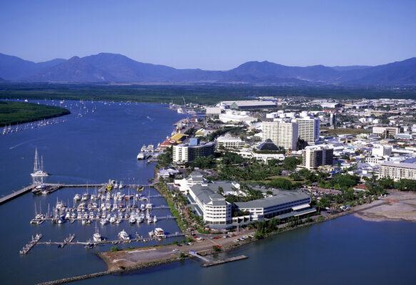 Australien Cairns Tipps Panorama