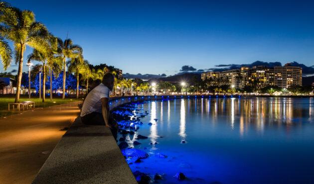 Australien Cairns Promenade