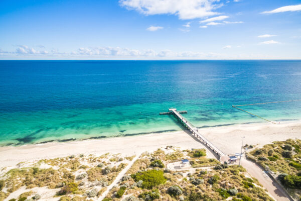 Australien Perth City Beach