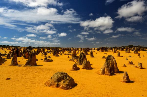 Australien Perth Pinnacles Desert