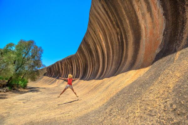 Australien Perth Wall