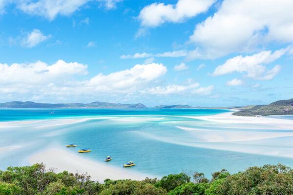 Australien Whitsundays Whitehaven Beach