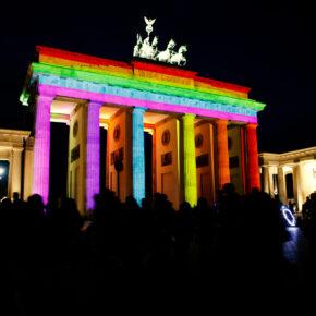 Zum Festival of Lights in Berlin: 2 Tage übers Wochenende im TOP 4* Hotel für 30€