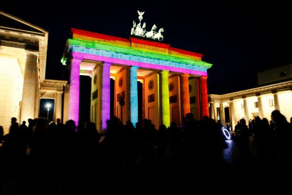 Berlin Festival of Lights Brandenburger Tor