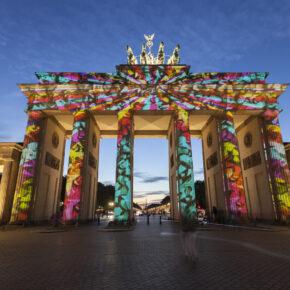 Berlin Reise zum Festival of Lights: 2 Tage Hauptstadt-Feeling im guten 4* Hotel nur 29€