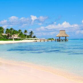Dom Rep: 15 Tage in Punta Cana mit Hotel inklusive Frühstück & Flug nur 448€