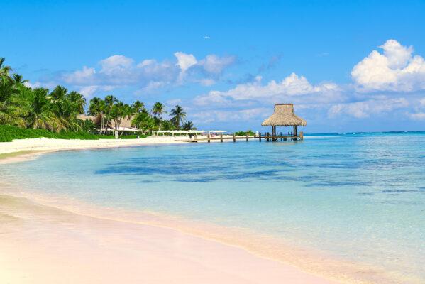 Dom Rep Punta Cana Strandabschnitt