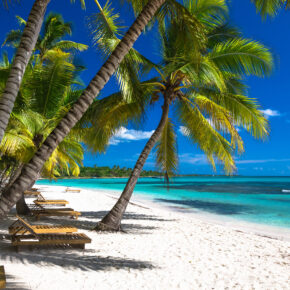 Karibiktraum: 14 Tage Dom Rep im 5* All Inclusive Hotel mit Flug, Transfer & Zug nur 912€