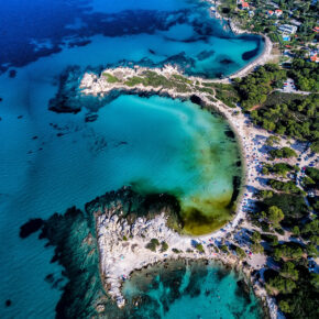 Familienurlaub in den Pfingstferien: 7 Tage Chalkidiki im 3* Hotel mit All Inclusive, Flug & Transfer nur 478€