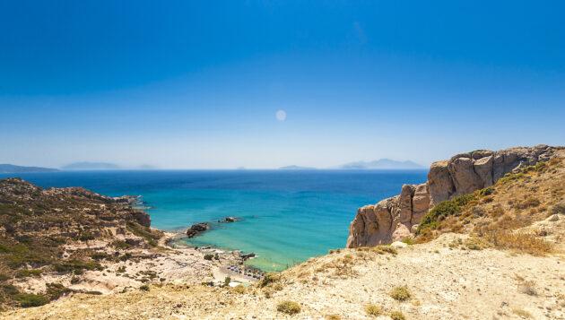Griechenland Kos Paradise Strand