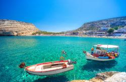 Luxus auf Kreta: 7 Tage im tollen 5* Hotel mit All Inclusive, Flug, Transfer & Zug nur 445€