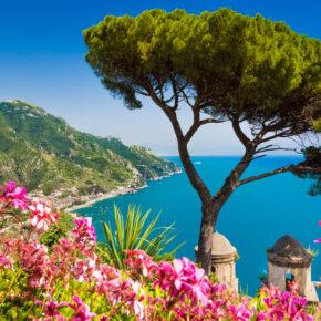 Italien: 8 Tage Amalfiküste mit Apartment & Flug nur 142€