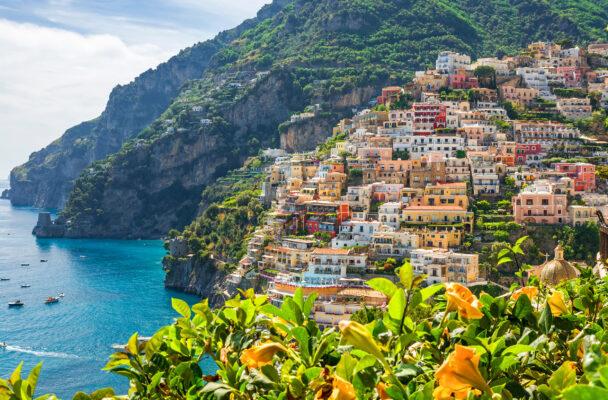 Italien Amalfiküste Positano