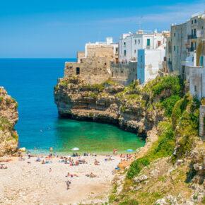 Italien-Kracher: 8 Tage Apulien in eigener Villa mit Meerblick & Flug nur 55€