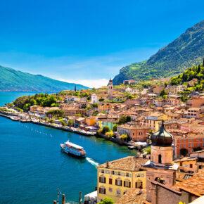 Limone Tipps: Sehenswürdigkeiten, Strände & Ausflugsziele direkt am Gardasee