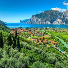 Kurztrip zum Träumen: 3 Tage am Gardasee im 3* Hotel mit Frühstück nur 49€