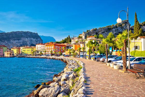Italien Gardasee Torbole Trentino