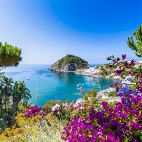 Frühbucher Italien: 7 Tage Ischia mit Apartment & Flug nur 116€