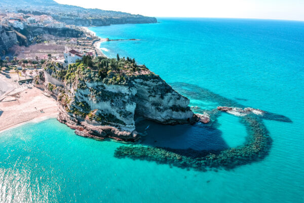 Italien Kalabrien Santa Maria