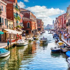 Wochenende in Venedig: 3 Tage im tollen Hotel mit Frühstück & Flug nur 83€