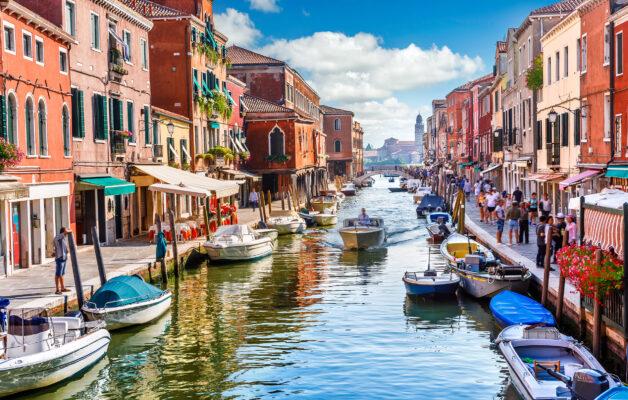 Italien Venedig Murano