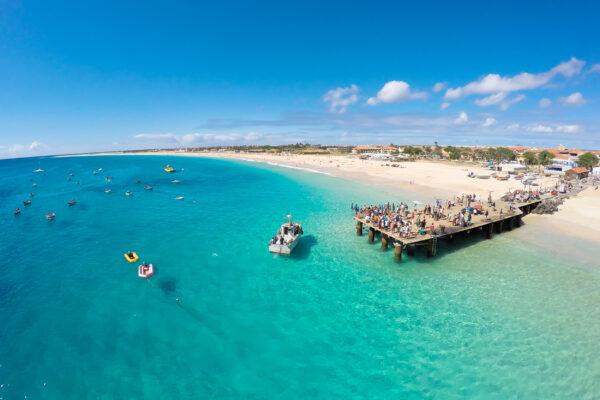 Kap Verde Santa Maria