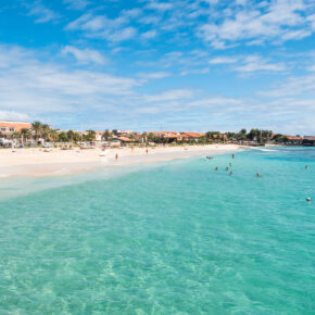 Kap Verde: 7 Tage Boa Vista mit 4* Hotel, All Inclusive, Flug & Transfer nur 601€