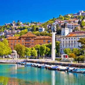 Kroatien Rijeka