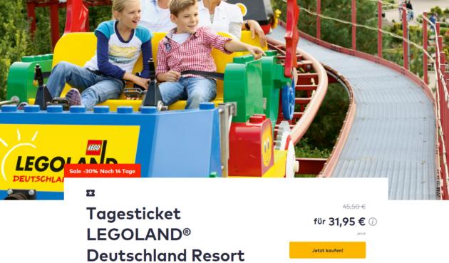 Legoland Deal