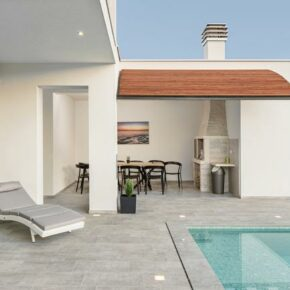Luxusvilla Stokovci in Istrien