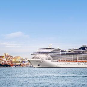 Kreuzfahrt: 6 Tage Mittelmeer auf der MSC Preziosa mit Vollpension für 229€