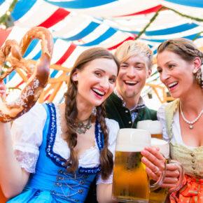 Zum Oktoberfest 2019: 2 Tage München im Hotel inkl. Frühstück ab 59€