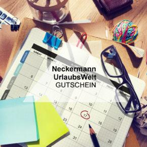 Neckermann UrlaubsWelt Gutschein - 66€ auf Pauschalreisen und Hotelbuchungen sparen