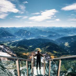 Österreich Dachstein Berge