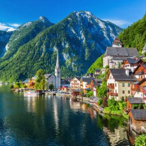 Idyllisches Wochenende: 3 Tage in Hallstatt im 4* Hotel mit HP & Wellness nur 179€