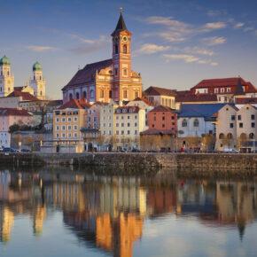 Passau Tipps für einen Trip in die Stadt der drei Flüsse
