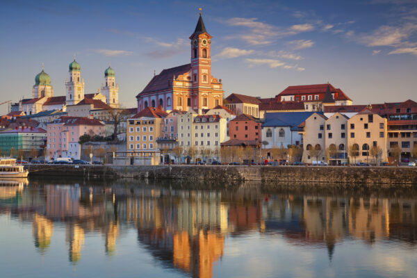 Passau Fluss