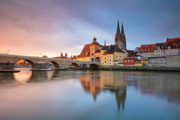 Regensburg Brücke