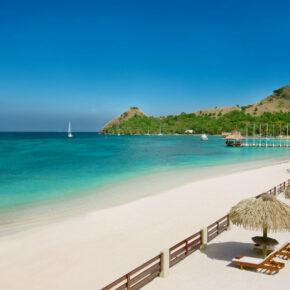 Sandals Grande St. Lucian Spa Resort Strand